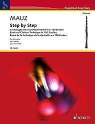 Mauz Step By Step For Clarinet