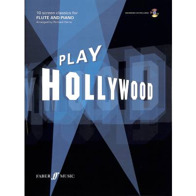 Play Hollywood Flute and Piano