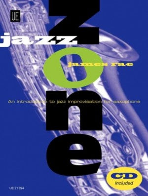 James Rae, Jazz Zone, Saxophone