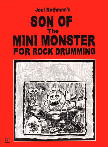 Son Of The Mini Monster For Rock Drumming