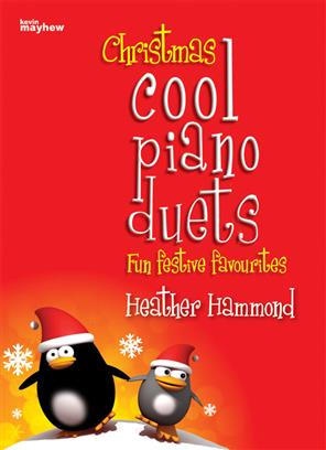 Christmas Cool Piano Duets