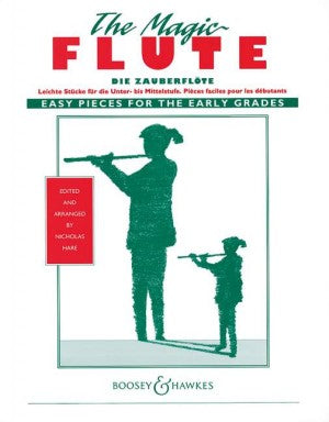 The Magic Flute Easy Pieces for the Early Grades