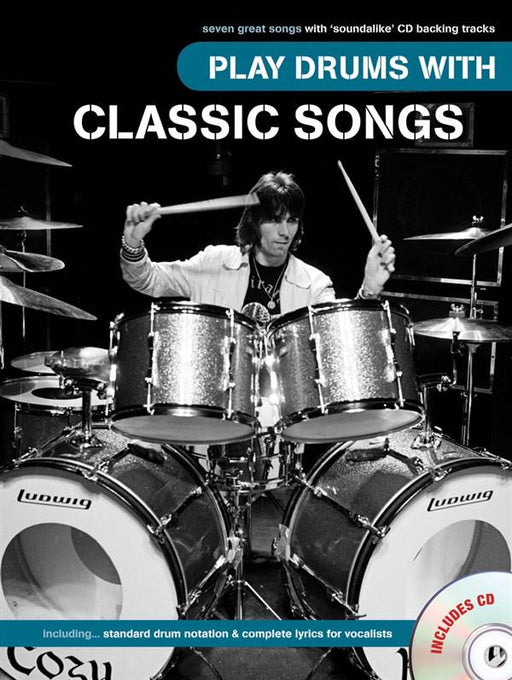 Classic Songs (Play Drums With Series)