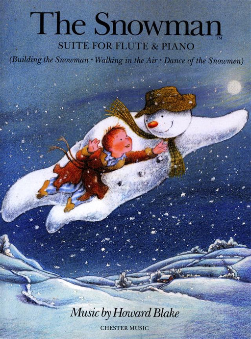 The Snowman, Suite for Flute and Piano