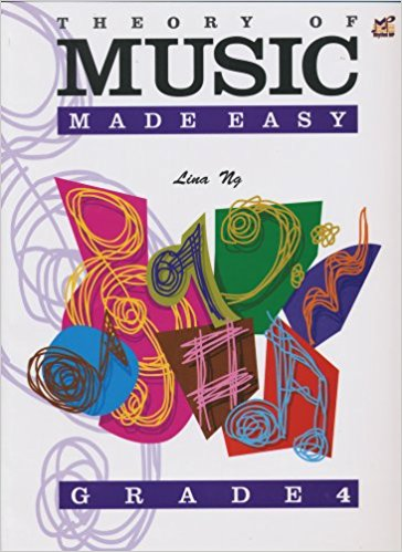 Theory Of Music Made Easy Grade 4 Ling Ng