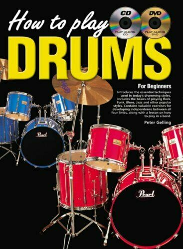 How To Play Drums For Beginners