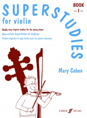 Superstudies for violin