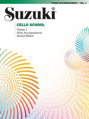 Suzuki Cello School Volume 1 Piano Accompaniment