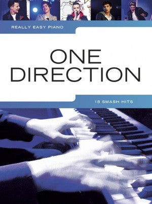 One Direction Really Easy Piano