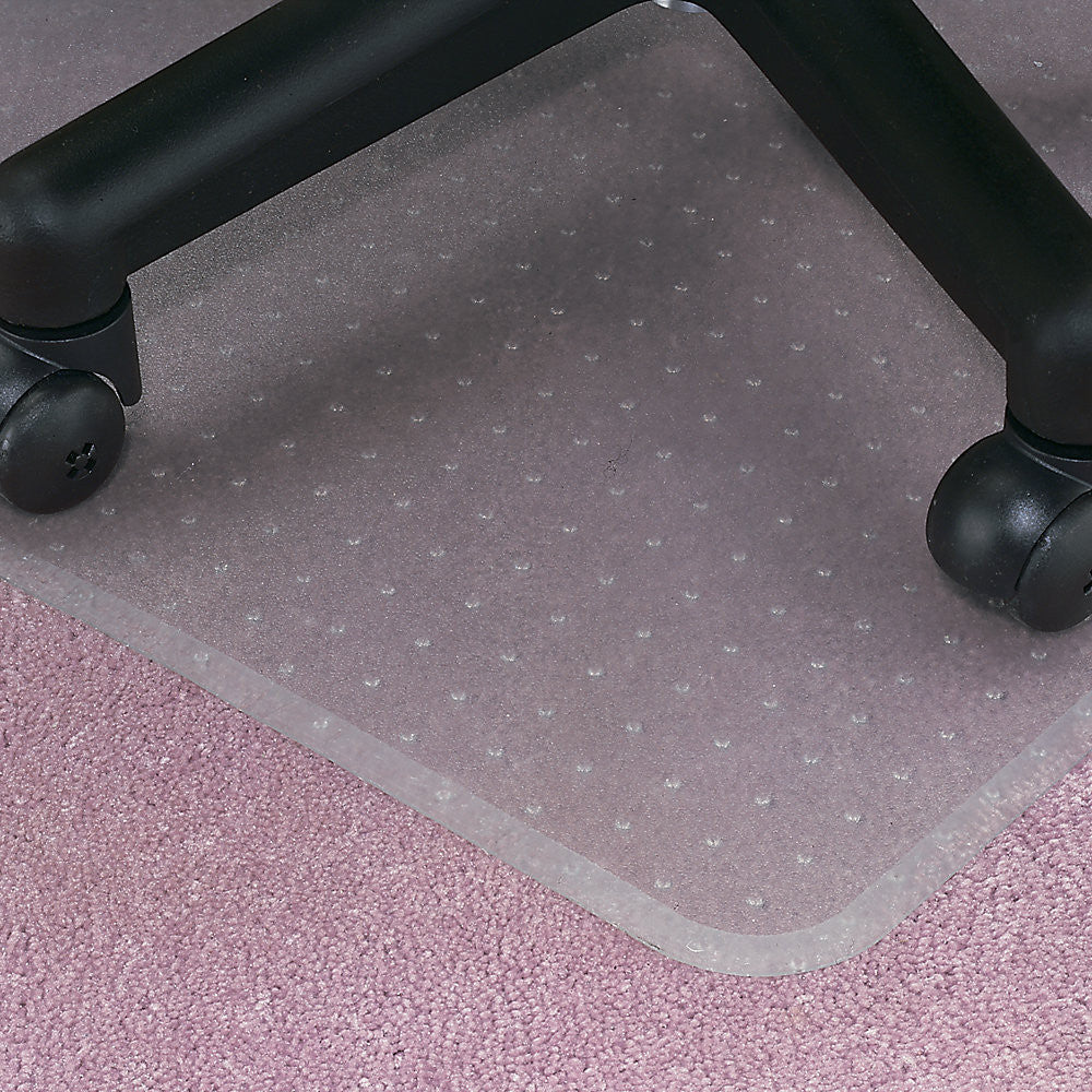 Executive 48 x 72 Rectangle .250  Clear Vinyl Chairmat u2013 Just Chair Mats LLC & Executive: 48 x 72 Rectangle .250