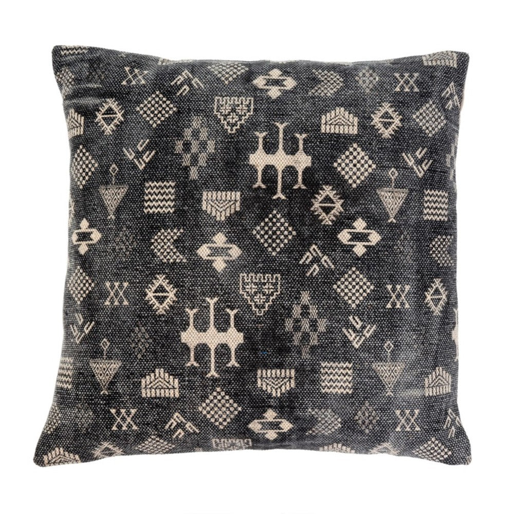 Cairo Pillow - Black