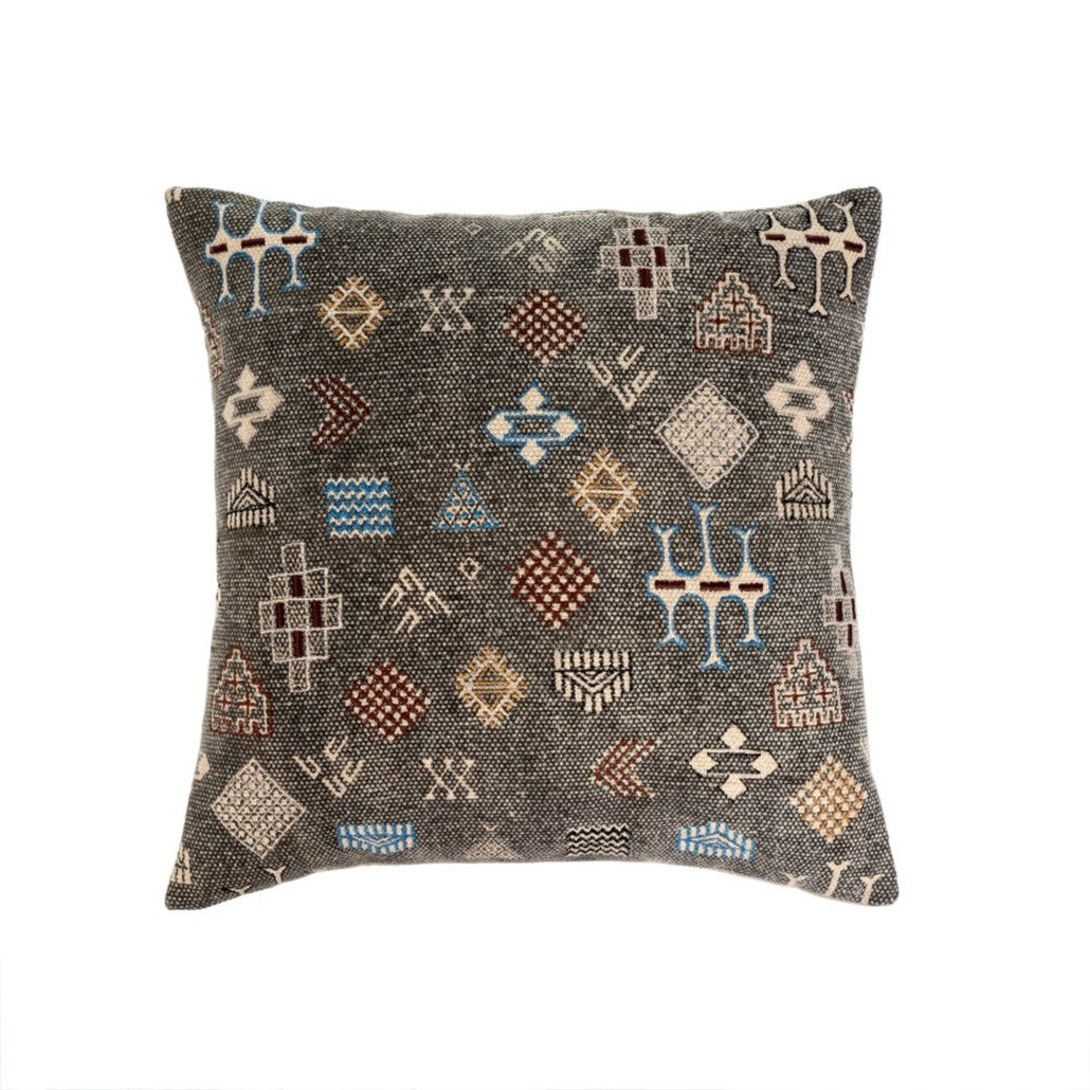 Cairo Pillow - Embroidered
