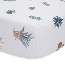 Cotton Percale Crib Sheet - Prickle Pots