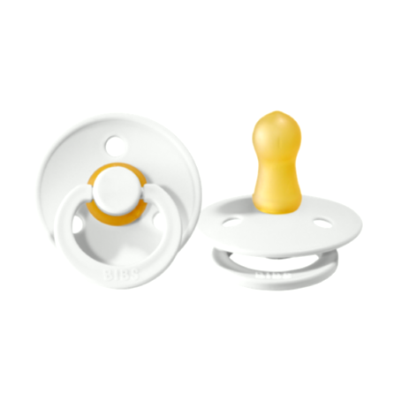 Pacifier (2 Pack) - White