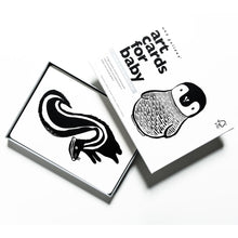 Art Cards for Baby – Black & White Collection