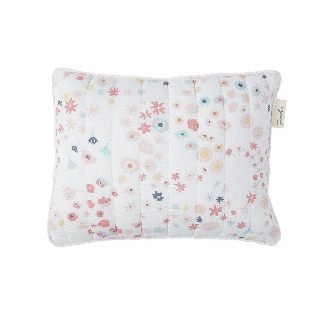 Decorative Pillow - Pink Meadow