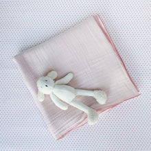 Fitted Crib Sheet - Pink Pin Dot