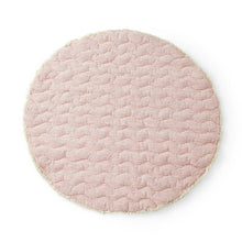 Quilted Play Mat - Life Aquatic (Pink)