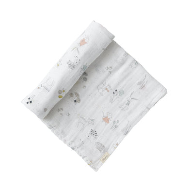 Swaddle Blanket - Magical Forest