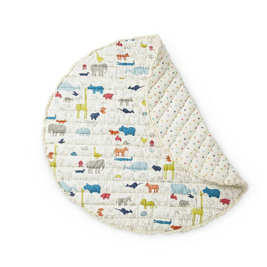 Quilted Play Mat - Noah's Arc