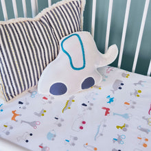 Swaddle Blanket - Pull Toys