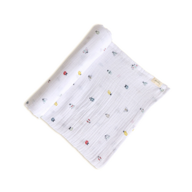 Swaddle Blanket - Love Bug
