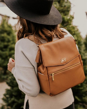 Classic Diaper Bag - Butterscotch