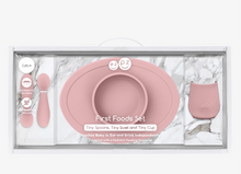First Foods Set - Nordic Blush