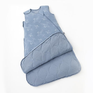 Bamboo Sleep Sack (2.6 TOG) - Airplanes