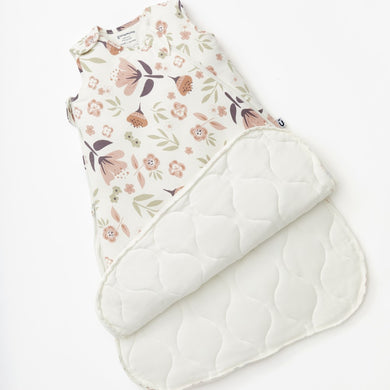 Bamboo Sleep Sack (2.6 TOG) - Bloom