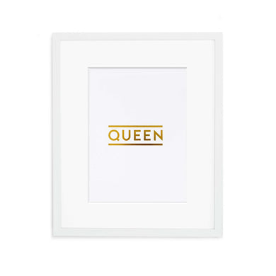 Royalty Art Print - Queen