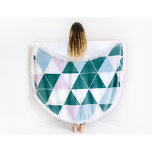 Round Towel / Blanket - The Kennedy