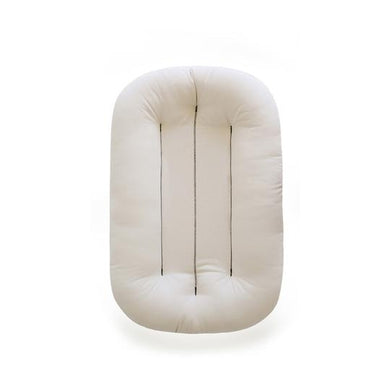Organic Infant Lounger - Natural