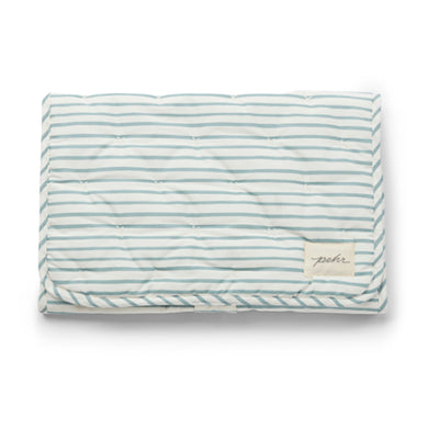 Travel Change Pad - Deep Sea Stripe