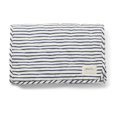 Travel Change Pad - Ink Stripe