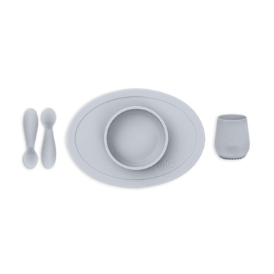 First Foods Set - Pewter