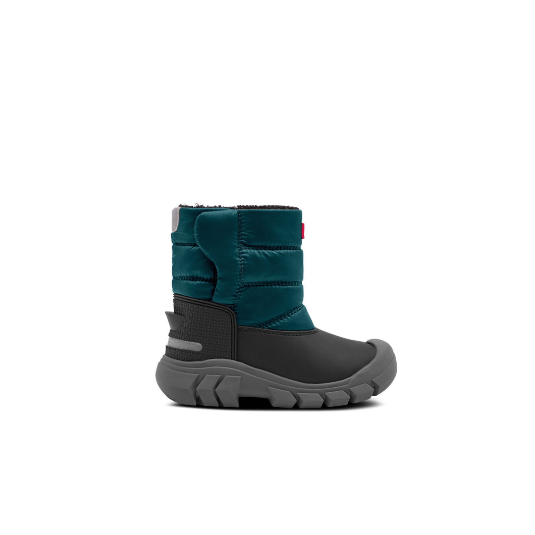 Kids Original Snow Boot - Black/Jasper Green