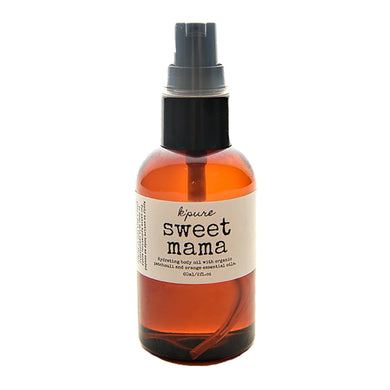 Hydrating Body Oil - Sweet Mama (Almond Cookie)