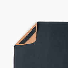 Leather Change Pad/Place Mat - Raven