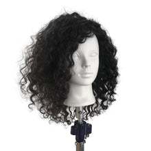 Allilon White Curly Mannequin