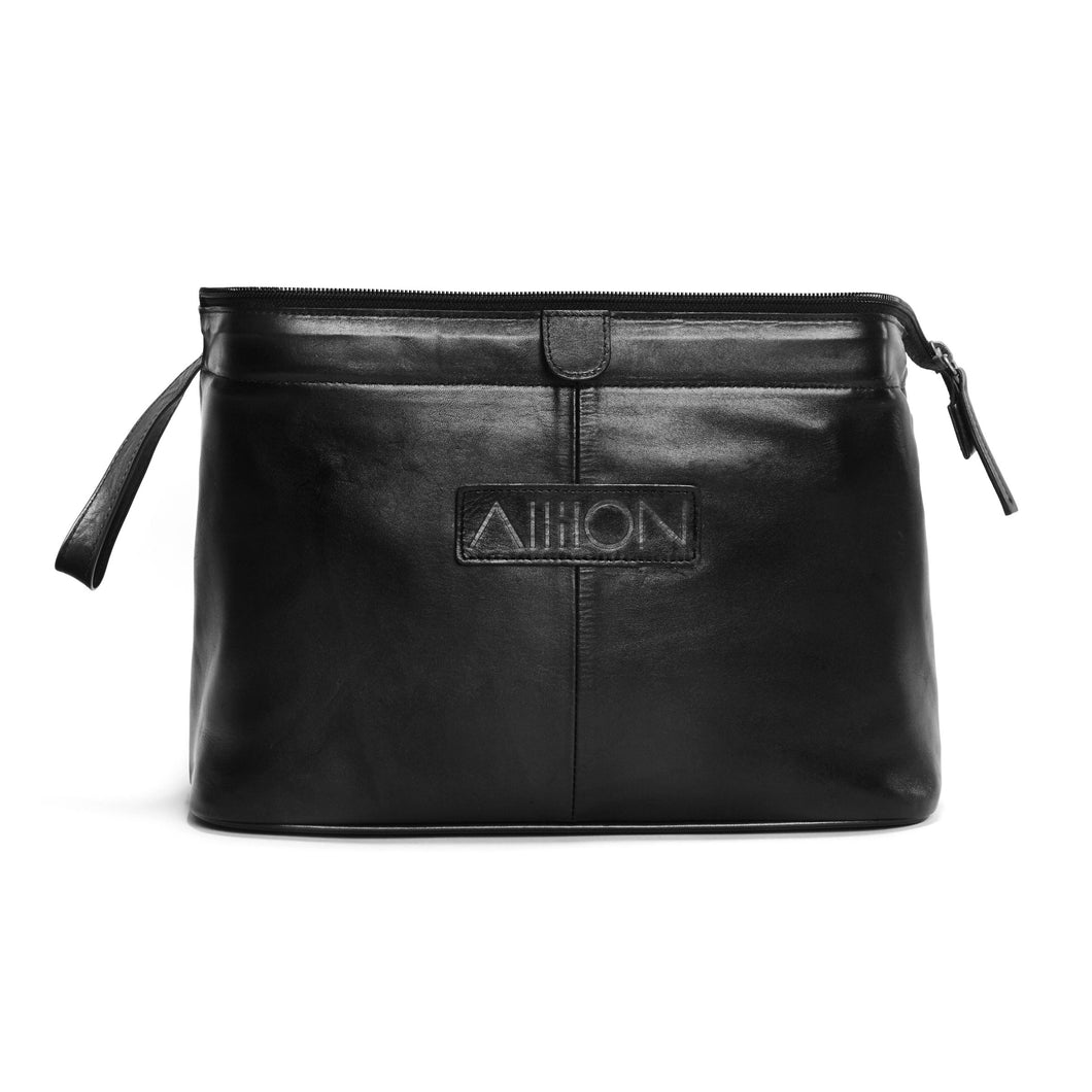 Allilon Leather Kit Bag