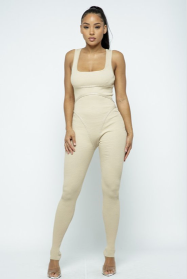 """Tanya"" Jumpsuit (2 Colors)"