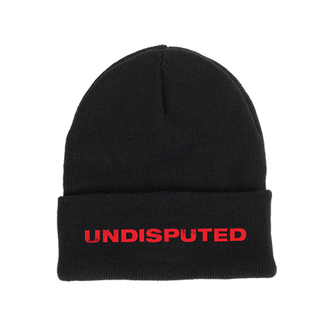 Undisputed Beanie + Digital Album
