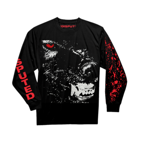 Undisputed Longsleeve + Digital Album