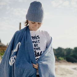 "Kinder Longsleeve ""This must be the place"" 