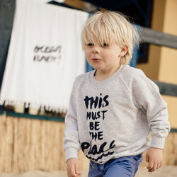 "Kinder Sweatshirt ""Vitamin Sea for me"" 