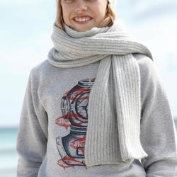 Kinder Sweatshirt Diving Seagull | Ankerherz Verlag