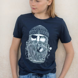 Kinder T-Shirt BLUE SAILOR auf | ankerherz.de