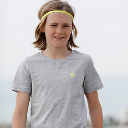 Kinder T-Shirt MINI SEEMANN neon | ankerherz.de