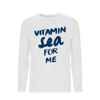 Kinder Longsleeve VITAMIN SEA FOR ME  | ankerherz.de